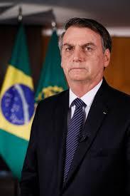 Il controverso presidente brasiliano Jair Bolsonaro